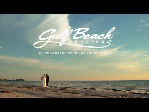 Gulf Beach Weddings - 2019 Here we Come!
