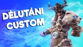 AFTERNOON FORTNITE CUSTOM WHO WILL WIN TODAY? GIFTLE ON THE SLOW