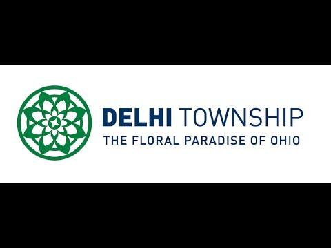 07-13-2016 Delhi Township Board of Trustees Meeting