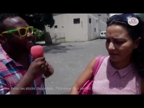 TV Monoprix Mauritius