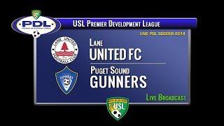 Gunners FC vs United FC PDL