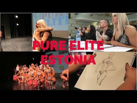 Pure Elite Estonia | A Competitor Made Me Cry...
