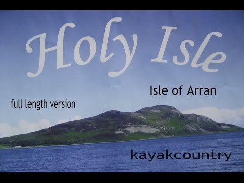 The Holy Isle, by the Isle of Arran, Scotland