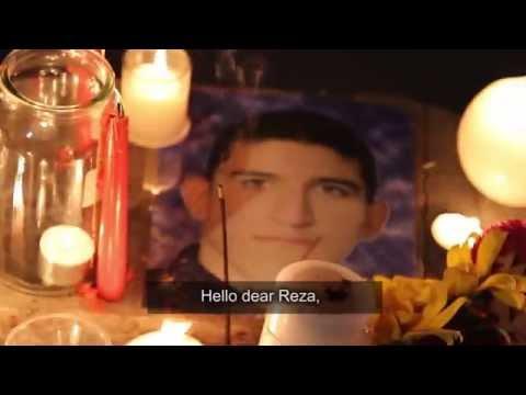 Dear Reza letter, 2015.