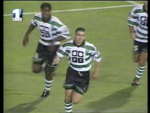 06J :: Sporting - 2 x Salgueiros - 0 de 2000/2001
