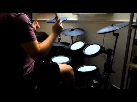 Faded - Alan Walker - Drum Cover (HD)