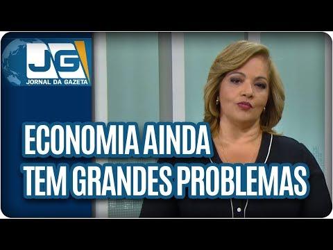 Denise Campos de Toledo / Economia ainda tem grandes problemas