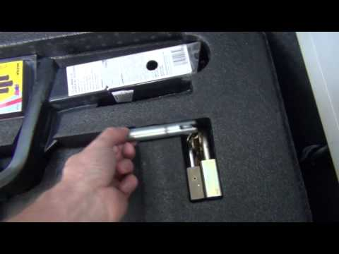 Tow Hitch for Nissan Quest 2013 and Bike Rack Review (English)