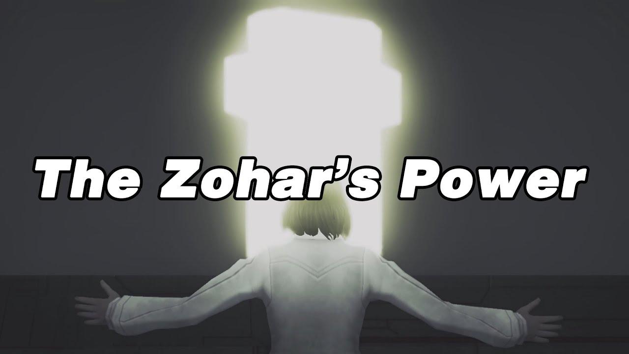 Phenomenon Phase Shift: The Power of the Zohar