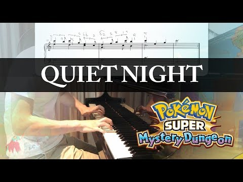 """Quiet Night"" (from ""Pokémon Super Mystery Dungeon"") 