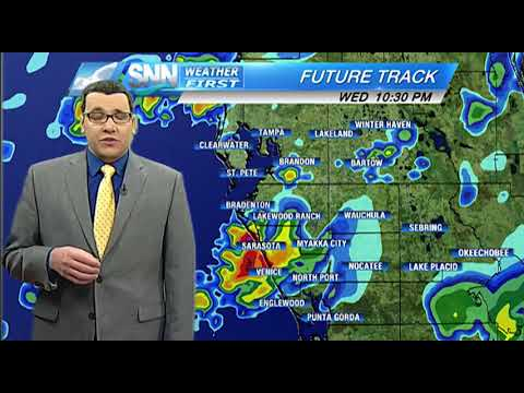 SNN: Wednesday weather forecast 9/6/17