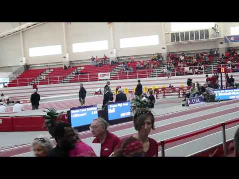 Ryan McCoy Films: 2016 SEC Indoor Track & Field Championships: Mens 60m Final