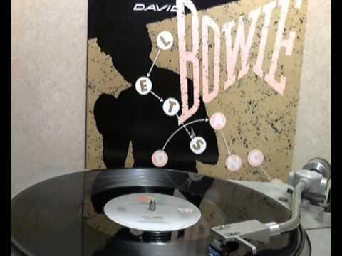 David Bowie - Let's Dance [LP single version]