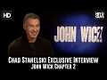 Director Chad Stahelski Exclusive Interview - John Wick 2
