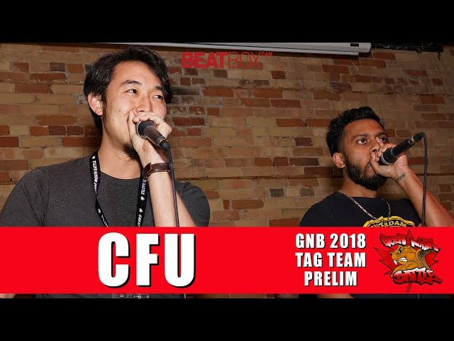 CFU | GNB 2018 | Tag Team - Prelim