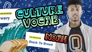 Learn How To Be FOR THE CULTURE With Noah Farrakhan 🔥