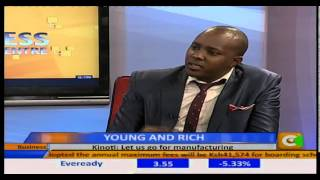 Business Center Interview with Eric Kinoti, CEO – Shade System