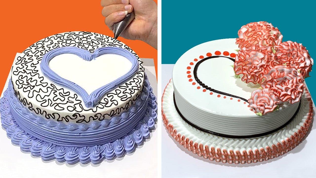 10+ Indulgent Chocolate Cake Decorating Ideas | Easy Chocolate Cake Recipe | So Yummy Cake