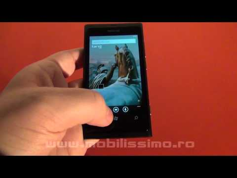 Nokia Lumia 800 review Ful HD in limba romana - Mobilissimo TV
