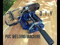 How to make PVC Pipe Welding Machine at home D.I.Y/Life Hack welding machine pvc pipe ppr welding