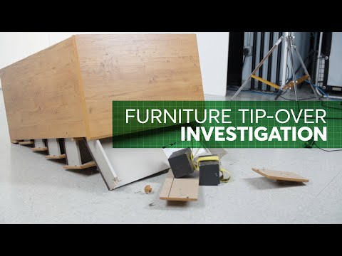 The Danger of Furniture Tip-Overs | Consumer Reports