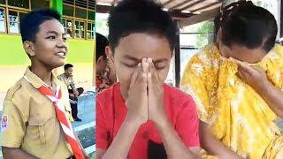Ibu Ikbal Dibuat Menangis dengar Anaknya Nyanyikan Lagu Bunda Penuh Penghayatan