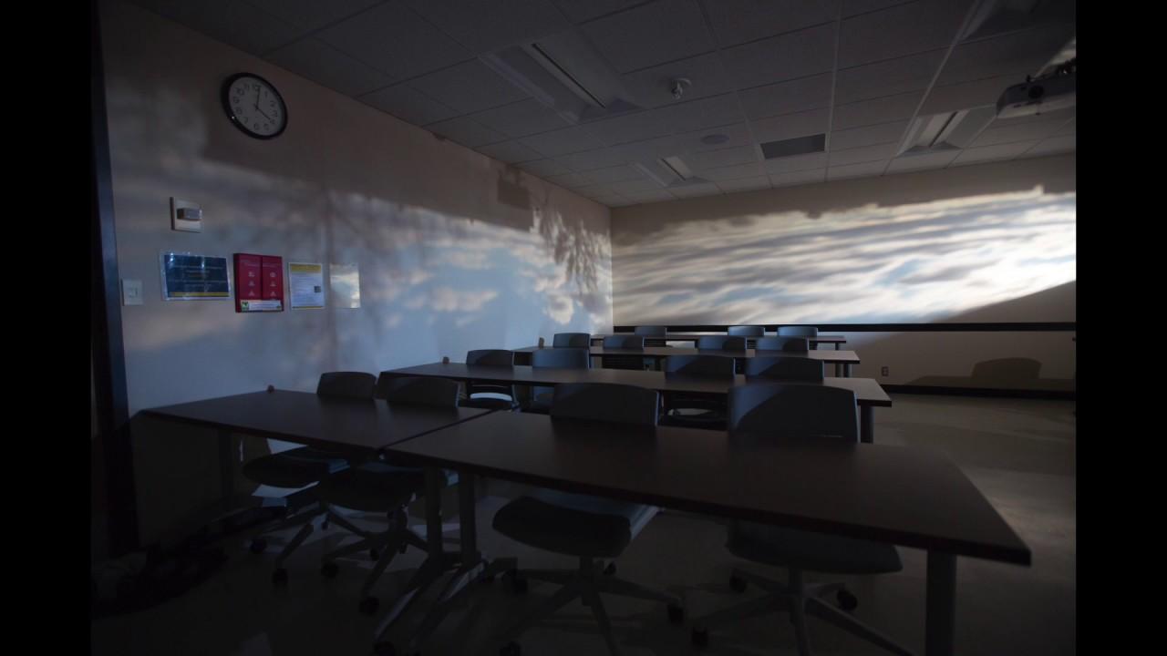 Classroom Camera Obscura