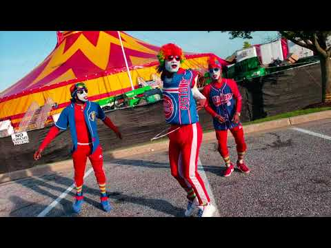 FRESH THE CLOWNS - WITH MY FRIENDS  (OFFICIAL DANCE VIDEO)