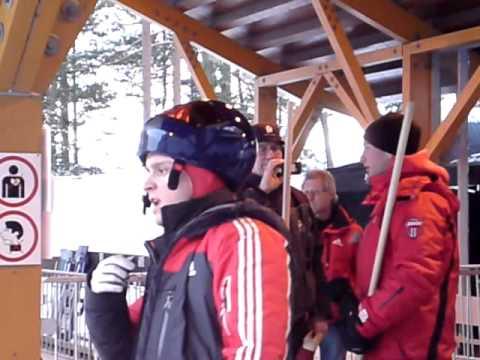 Start record David Swift GBR Lillehammer