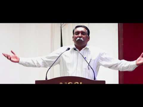 Joe D' Cruz Speech on Ports At All India Chamber of Commerce And Industries Tuticorin