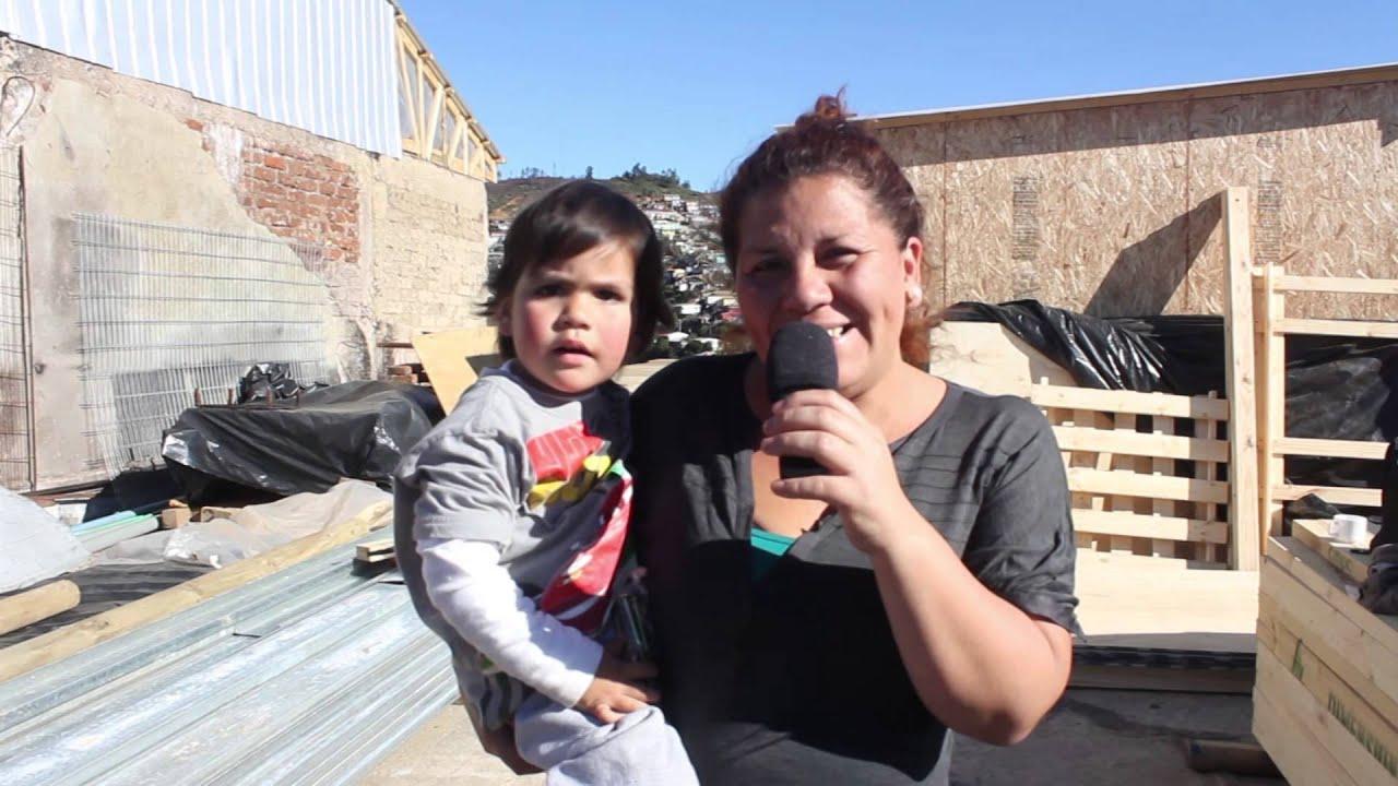 Ayuda Humanitaria Valparaíso 2014