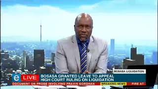 Bosasa liquidators have been granted leave to appeal the high court order thumbnail