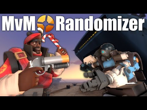 TF2: MVM Randomizer! [Part 1]