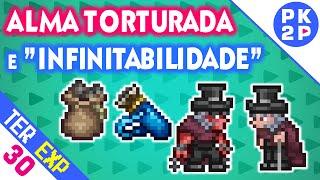 Tortured Soul / Tax Collector e Flechas / Balas Infinitas! • Terraria 1.3 Expert #30