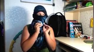 как сделать маску спецназа или террориста (переделка)