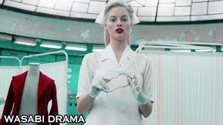 【哇薩比抓馬】都說小丑女敢穿,這部電影她換了十幾套制服,美出新高度《刺殺終點站》Wasabi Drama