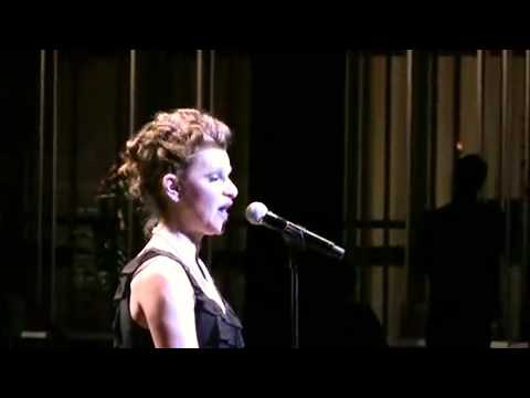 SANDRA BERNHARD  NATALIE MAINES of The Dixie Chicks THESE DREAMS - WITHOUT YOU IM NOTHING