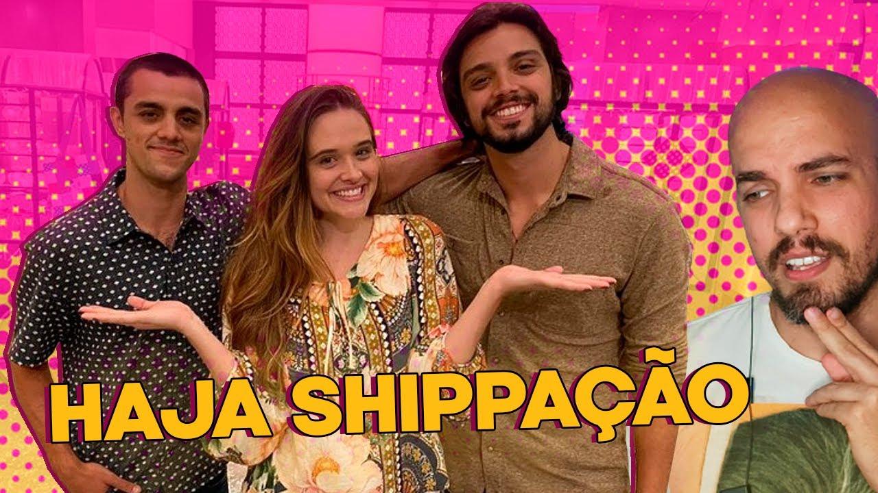 SALVE-SE QUEM PUDER: UMA NOVELA VICIADA EM SHIPPAÇÃO   Coisas de TV
