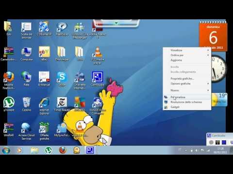 Come Cambiare Sfondo A Windows 7 Starter