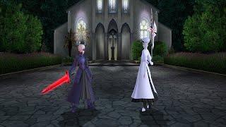 Fate/unlimited codes - Saber Alter vs Leysritt PCSX2 1.4.0