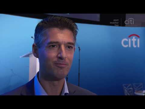 Citi's Head of Global Retail Banking and Mortgage at Investor Day 2017