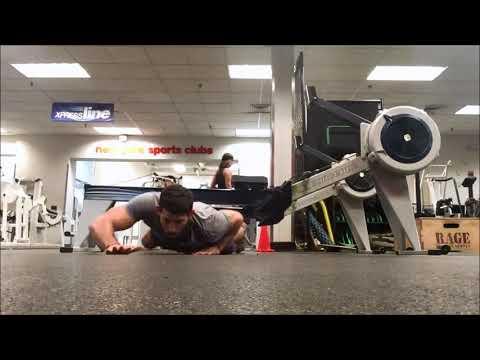 Low Crawling: Danny's Urban Training Journal