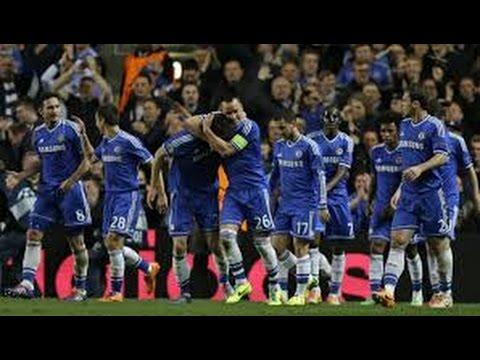 Burnley 1 v Chelsea 3, Premier League 2014 full match