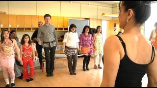 Learn to Dance Arab /  تعليم الرقص الشرقي