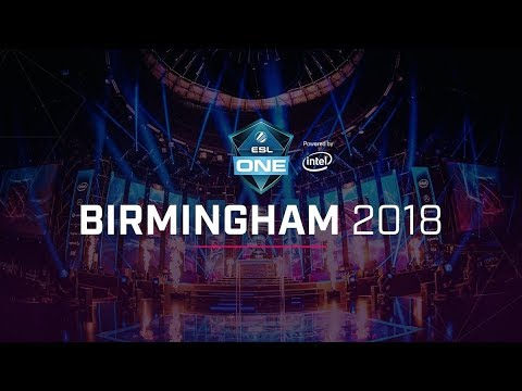 DOTA 2 EN VIVO - Virtus pro vs Pain Gaming BO3 ESL One Birmingham 2018 Semifinales