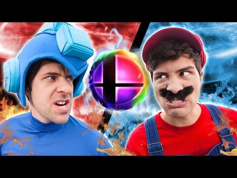 Smosh Were In Mario Super Bros 3
