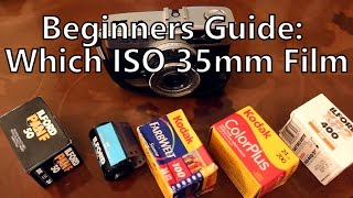 Which ISO 35mm Film Should I Buy? Beginners Guide To ISO / ASA