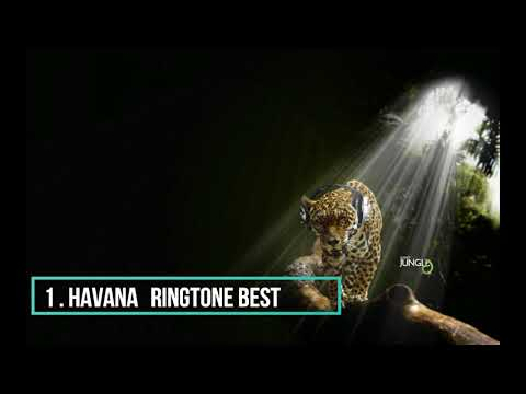 HAVANA  RINGTONE & I FEEL IT COMING NEW ////////
