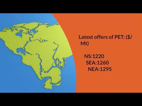 Daily Video News : PET 1.5.18.Join PolymerBazaar delegation at Taipei Plast 18.
