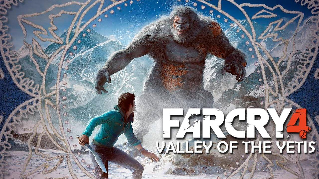 1 Zagrajmy W Far Cry 4 Dolina Yeti Valley Of The Yetis W